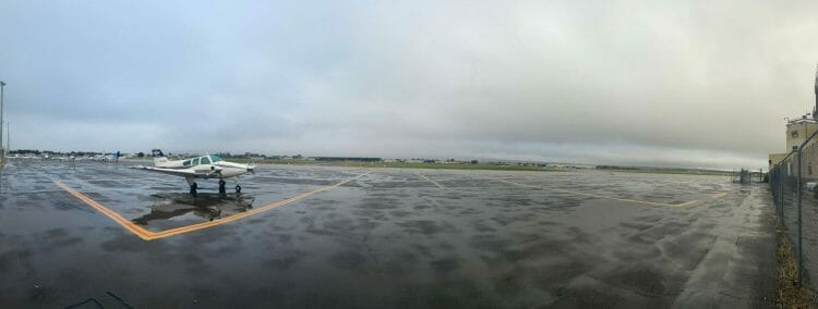 Instrument Rating Weather